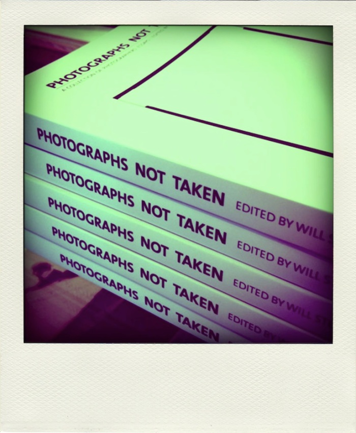 """Photographs Not Taken"" di Will Steacy"