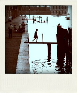 Fondamente Nuove, Venise Willy Ronis