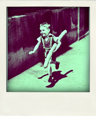 Le petit Parisien Willy Ronis
