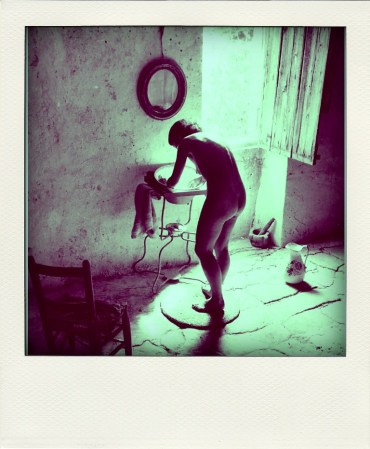 Nudo provenzale Willy Ronis