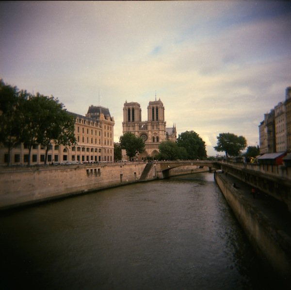 Paris - Holga