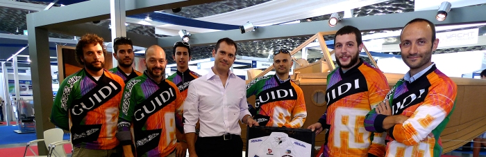 Guidi Rosas Bike Team